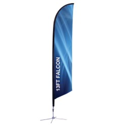 14Ft. Feather Flag – Graphic Package
