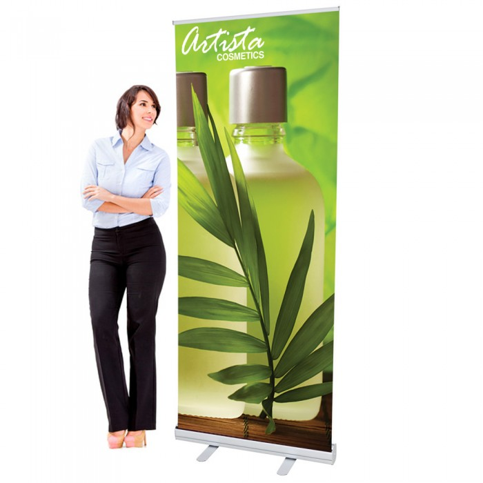 33.5 x 80 Retractable Banner Stands Los Angeles