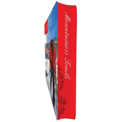 8 ft. Wallbox – 10'h Trade Show Display Graphic Package