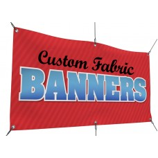 Fabric Banner Printing Los Angeles